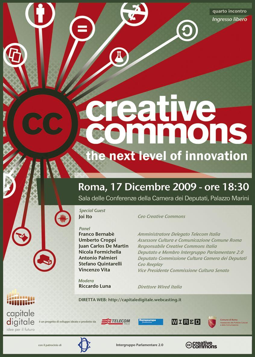 Cc it joi ito alla camera dei deputati a roma il 17 dicembre for Vice presidente camera deputati